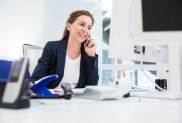Businessfotografie Kundengespräch