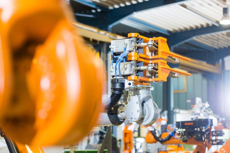 Industrie Detailfotografie