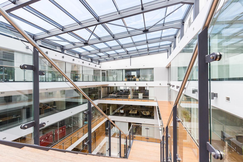 Architekturfotografie Unternehmen