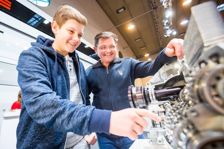 Eventfotografie Essen Motor Show
