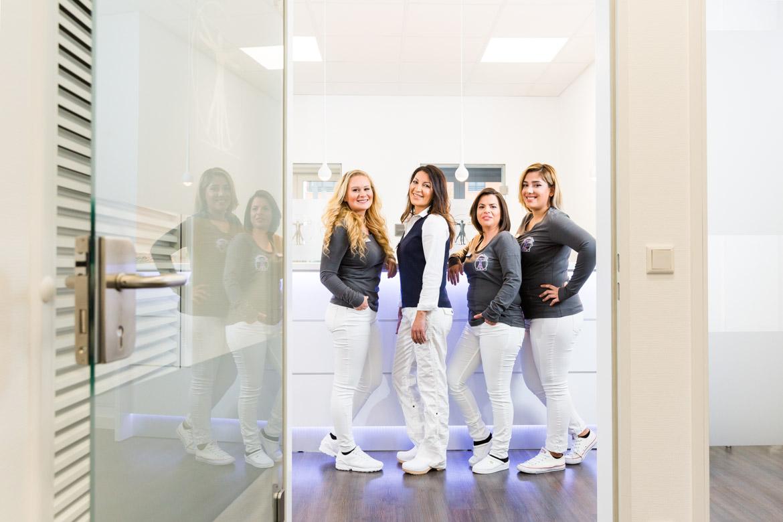 Praxisfotografie Team